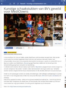 Anita Sampermans | Zet ziek zijn schaakmat_5
